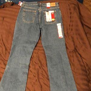 Levi Straus Blue Jeans